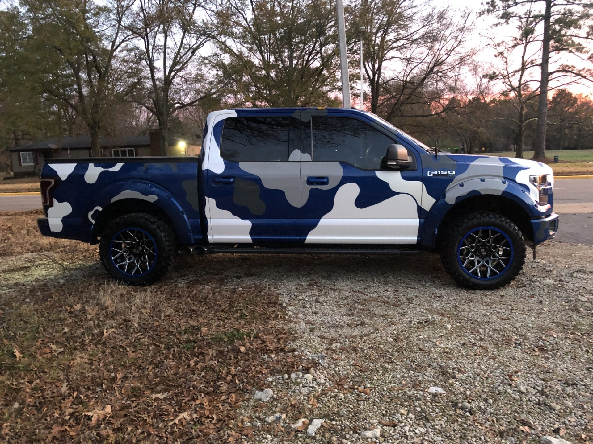 Custom Vehicle Wraps And Graphics Memphis Tn